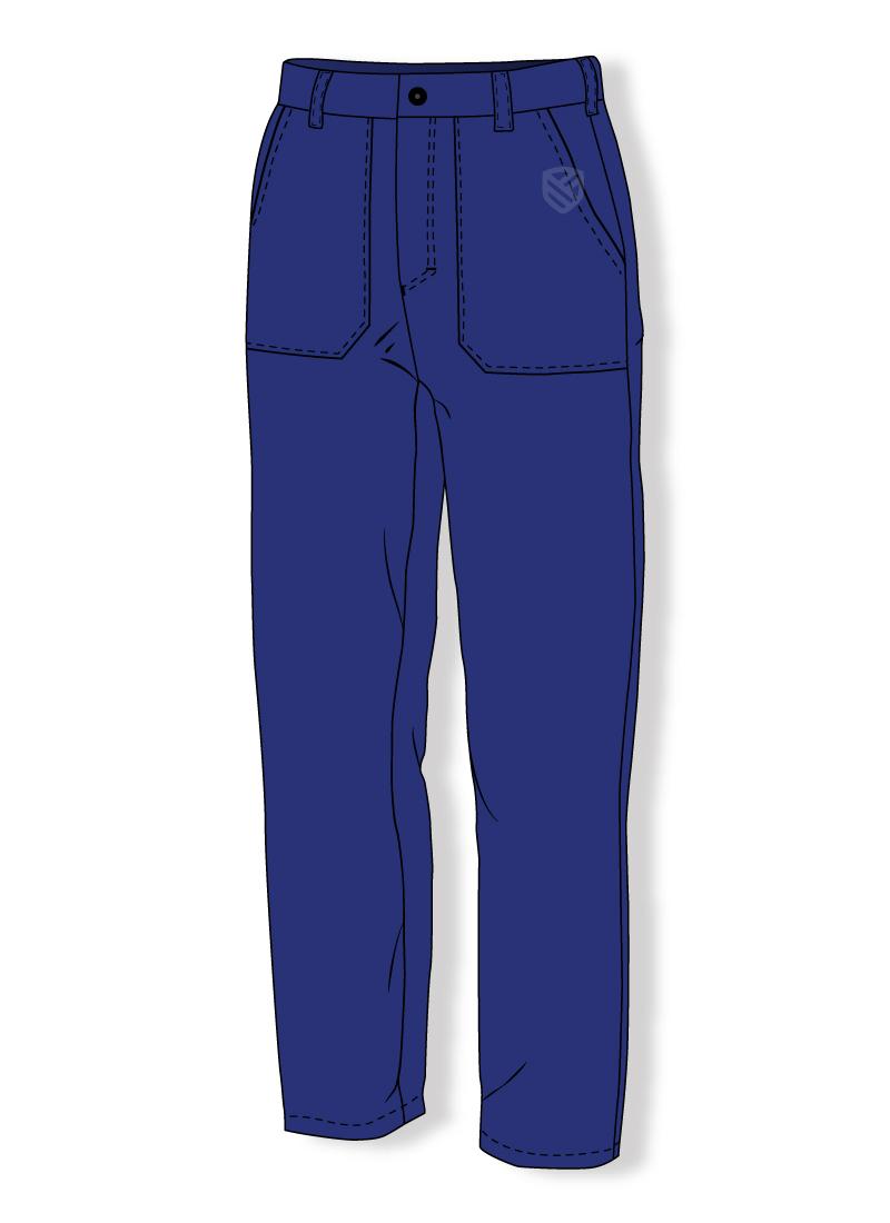 Spodnie chroniące przed zimnem