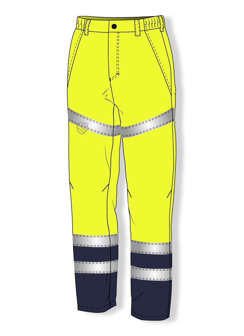 Spodnie multiochronne