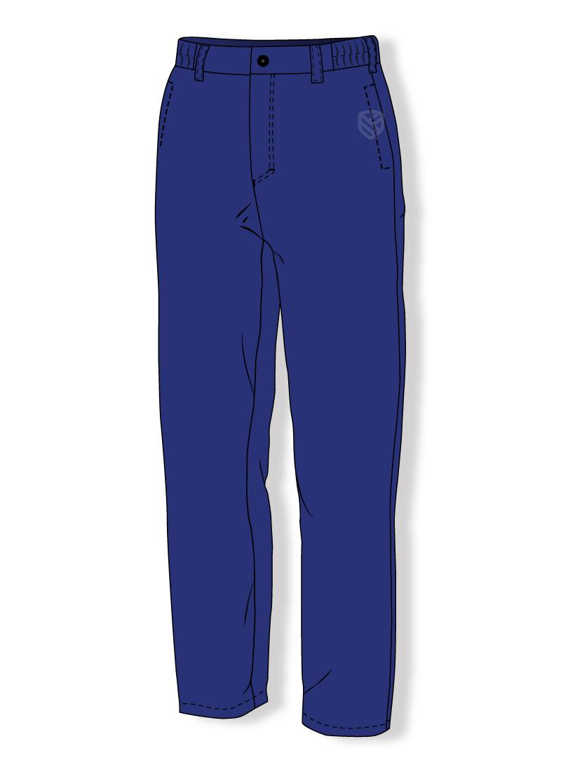 Ocieplane spodnie antyelektrostatyczne