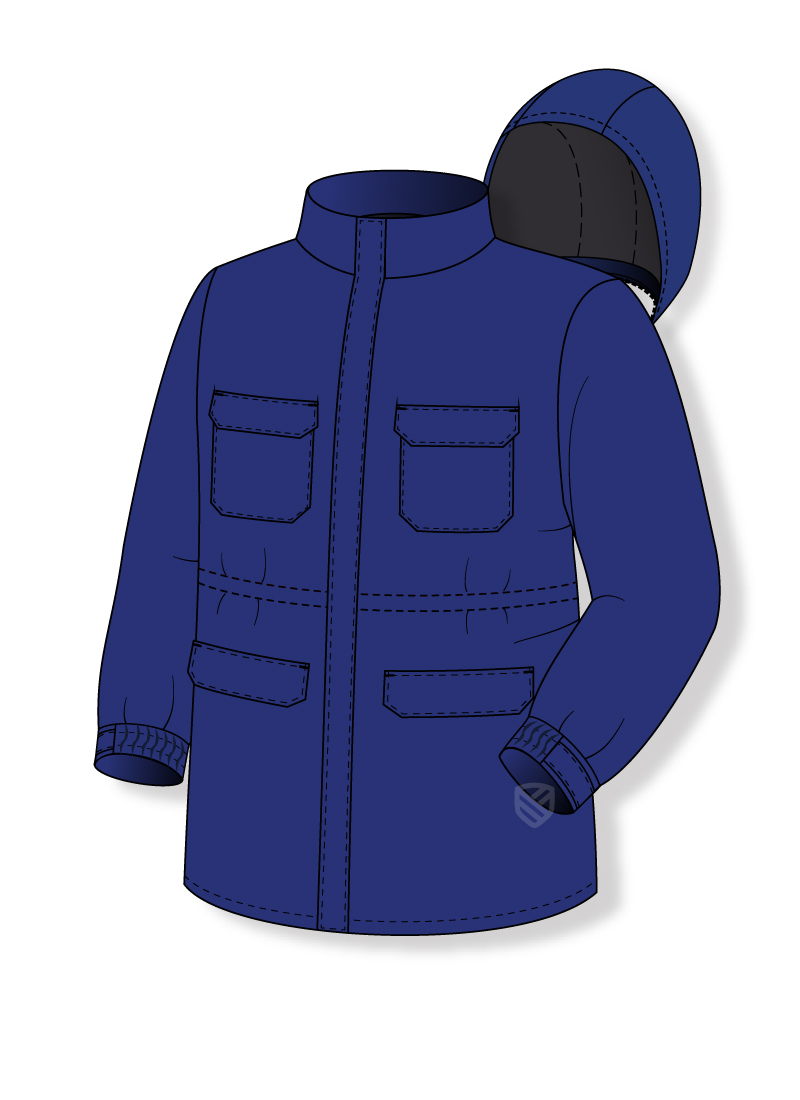 Bluza chroniąca przed zimnem