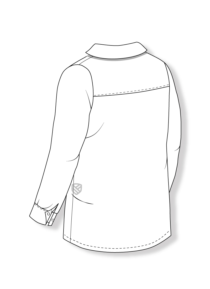Bluza antyelektrostatyczna