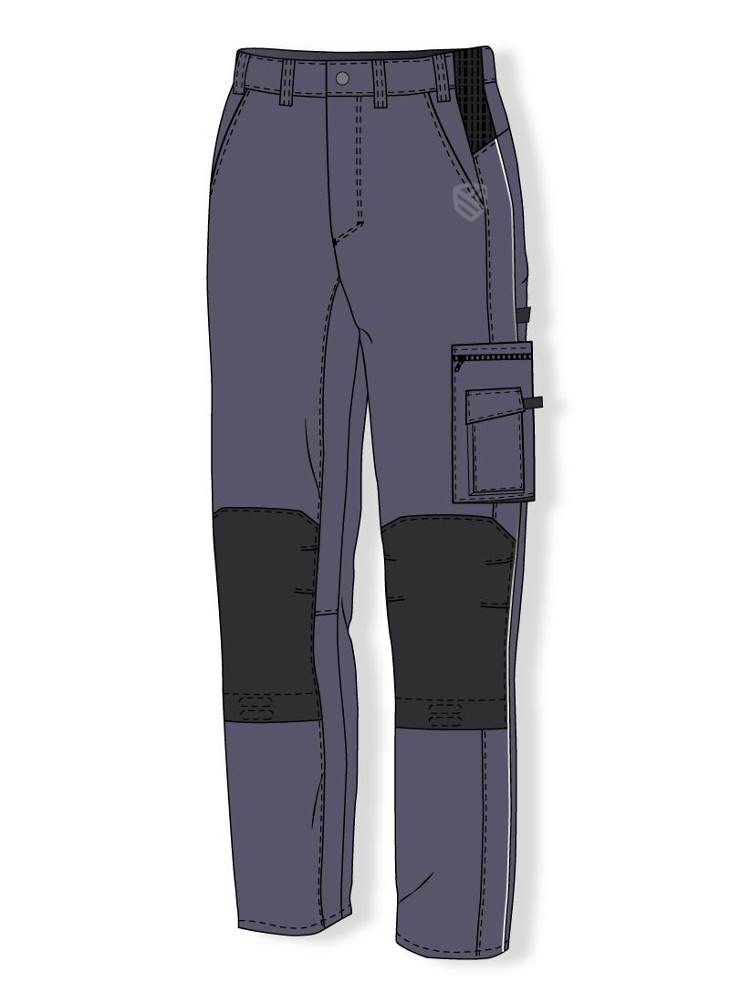 Ekologiczne spodnie ProEco