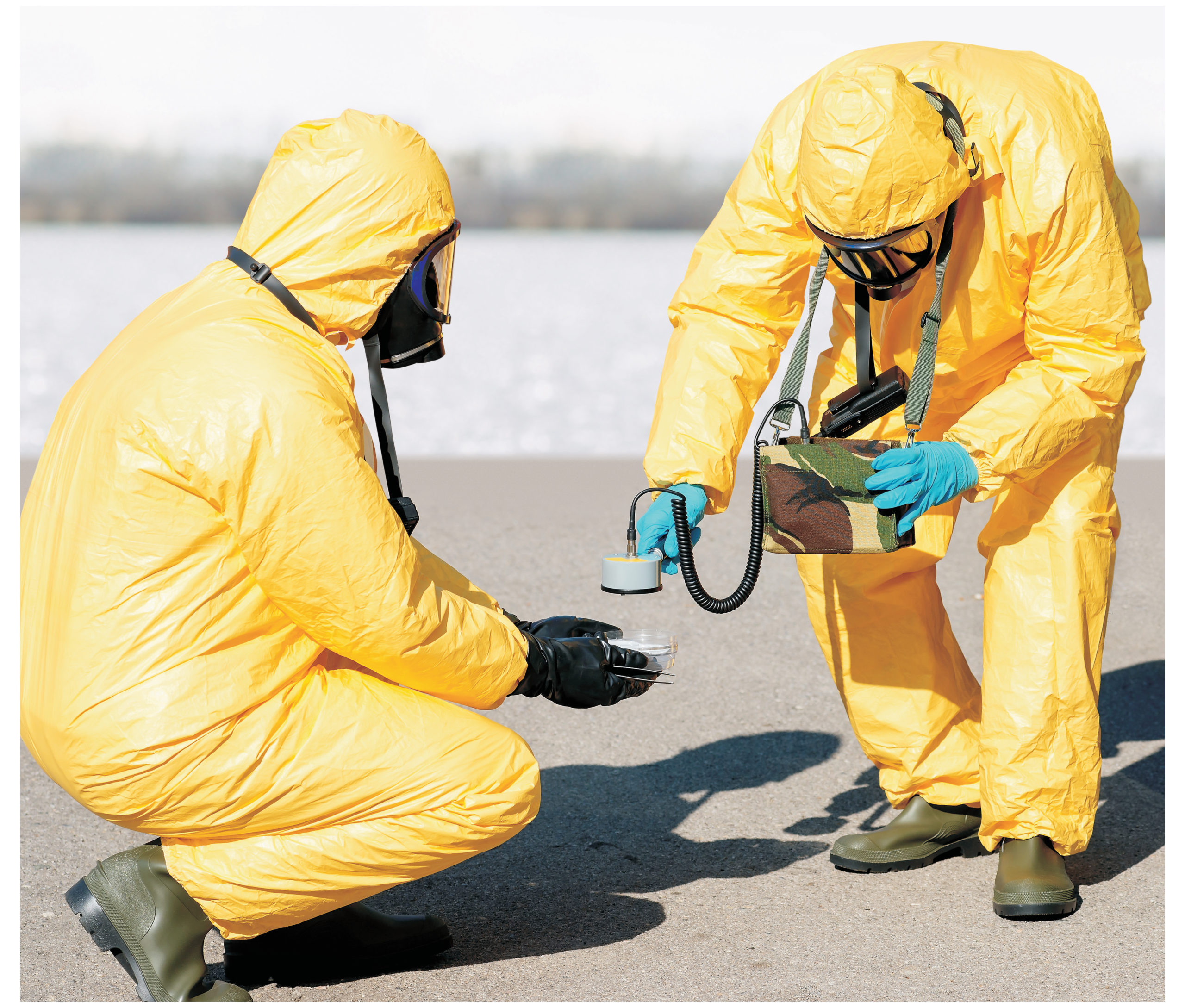 Protective coveralls: functions and types - Health and