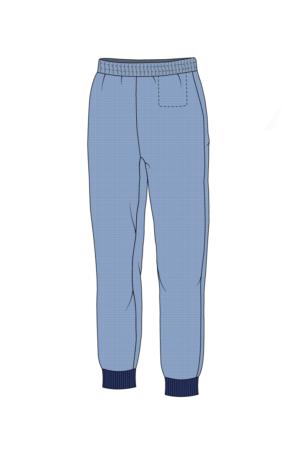 Spodnie do stref czystych